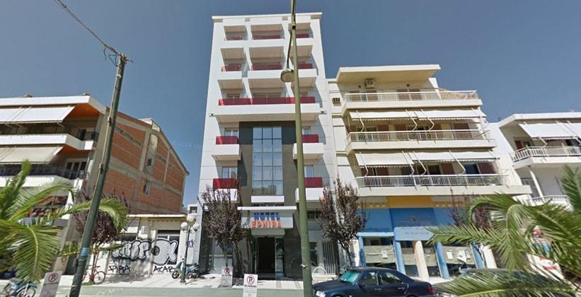 Отель Ephira в Коринфе (Греция)