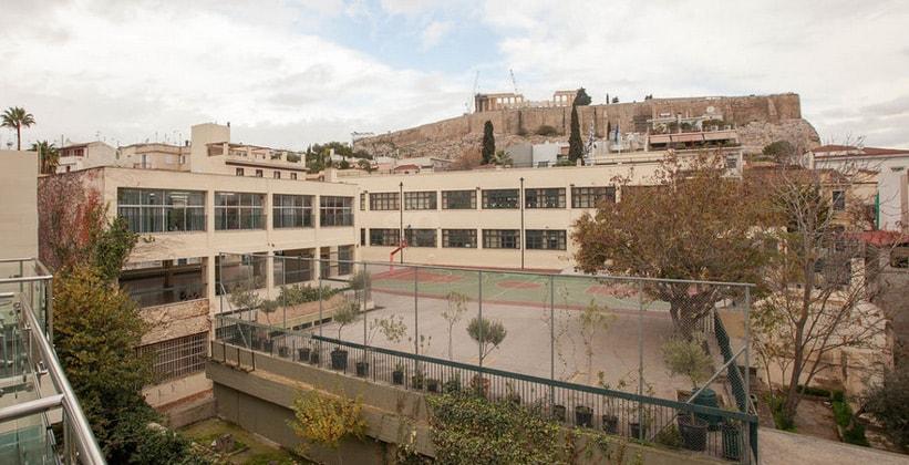Отель Herodion в Афинах
