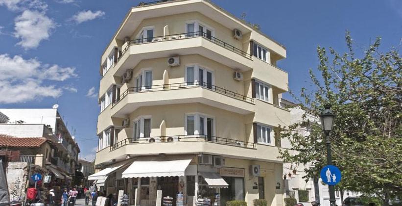 Отель Phaedra в Афинах (Греция)