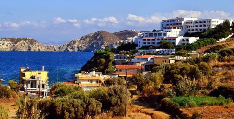 Остров Крит в Греции