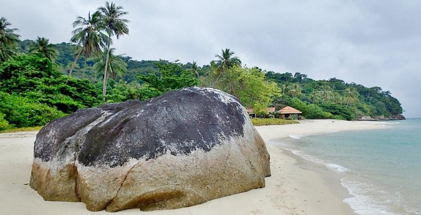Остров Ко Аданг в Таиланде