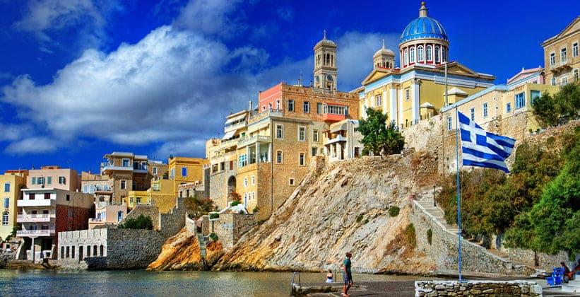 Как добраться до Греции
