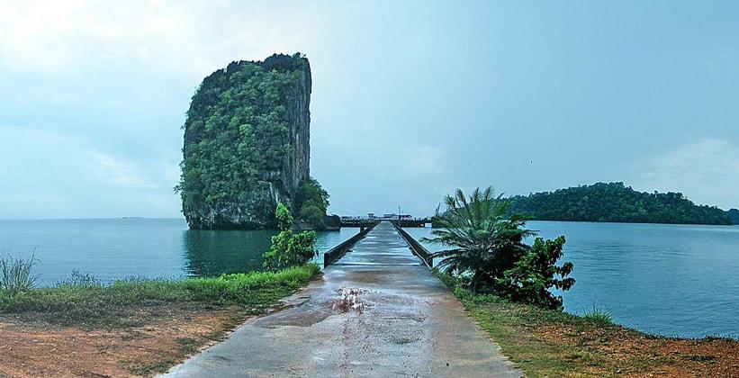 Национальный морской парк Ко Тарутао в Таиланде
