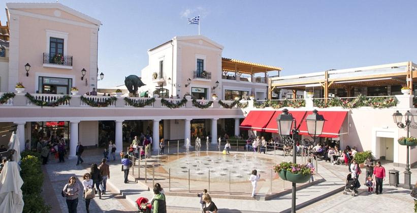 Торговый комплекс McArthurGlen в Афинах (Греция)