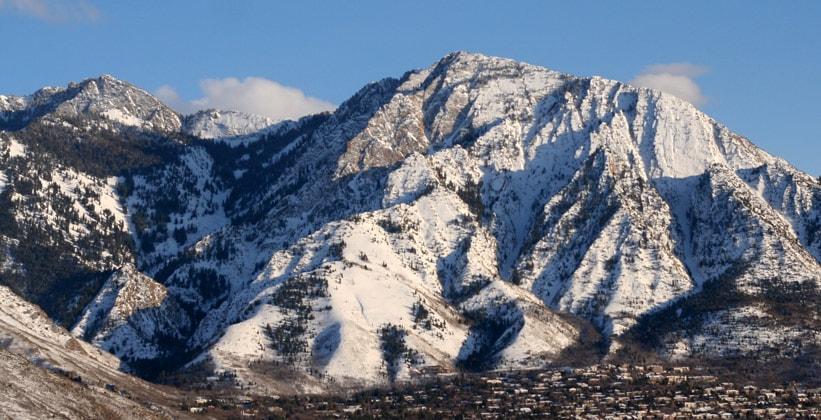 Греческая гора Олимп