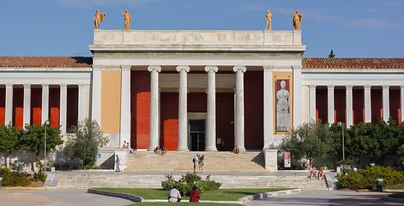 Национальный археологический музей Афин (Греция)