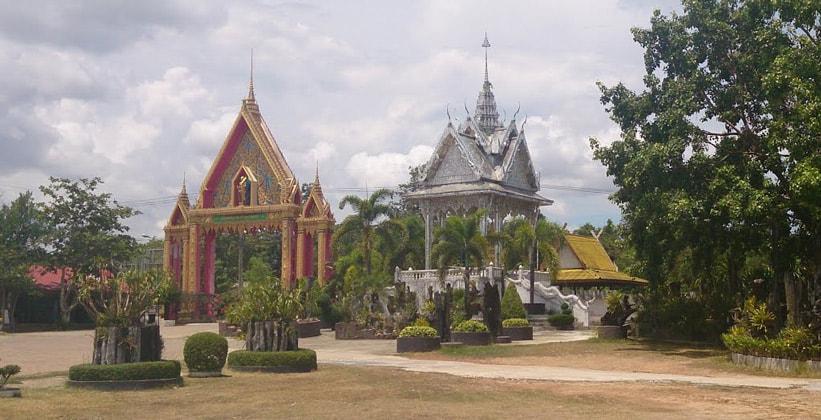 Один из храмов Конг Чиама