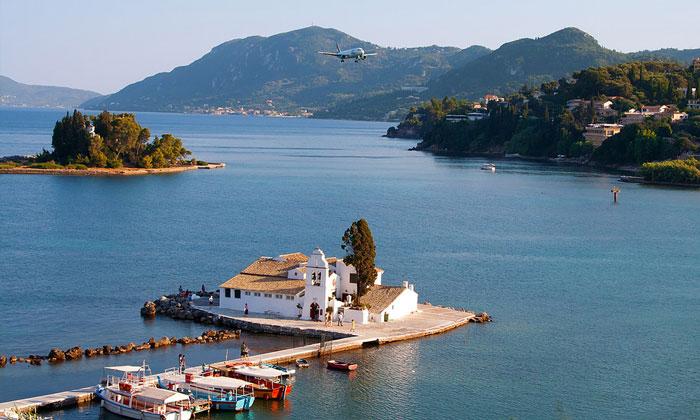 Остров Керкира (Корфу)
