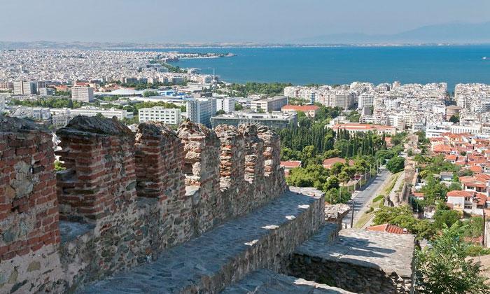 Город Салоники