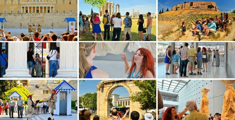 Экскурсии в Афинах (Греция)