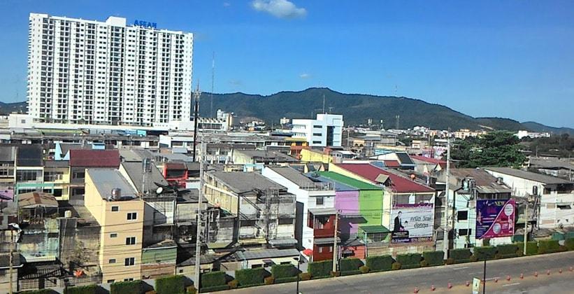 Таиландский город Сатун