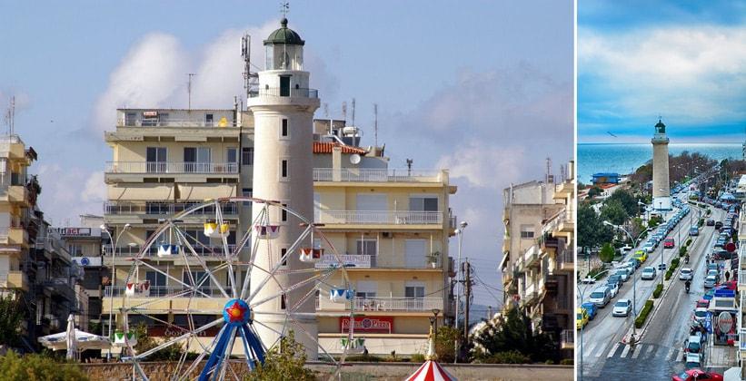 Греческий город Александруполис