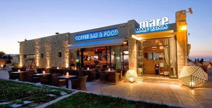 Бар Mare в Ираклионе (Греция)