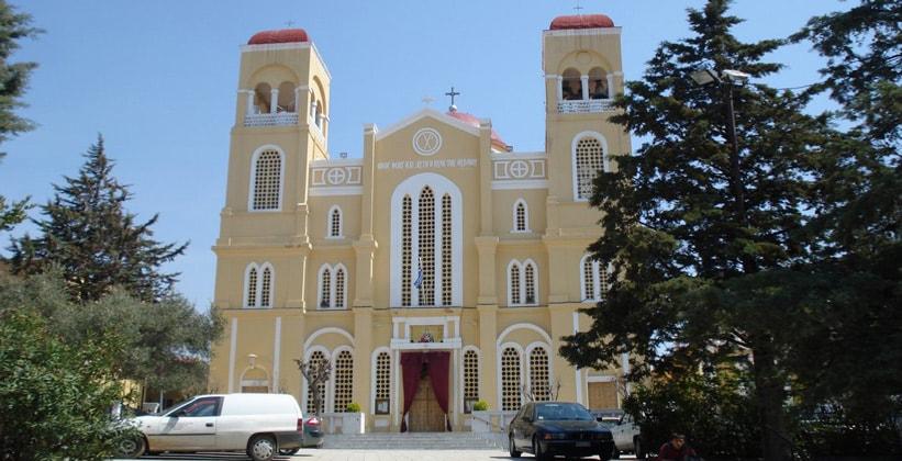 Кафедральный собор в Александруполисе (Греция)