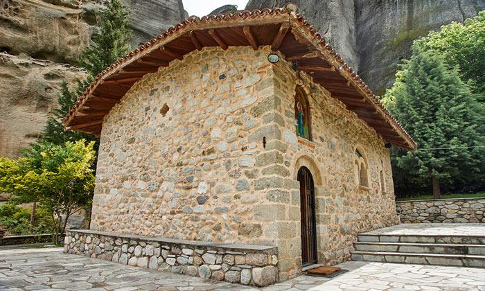 Церковь Рождества Богородицы в Греции