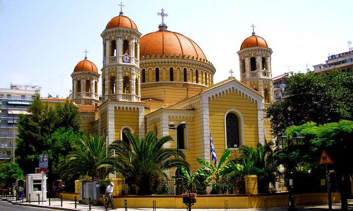 Церковь Святого Григория Паламы в Салониках