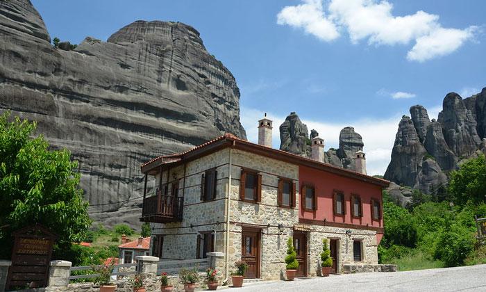 Гостевой дом Sotiriou Petrino в Кастраки