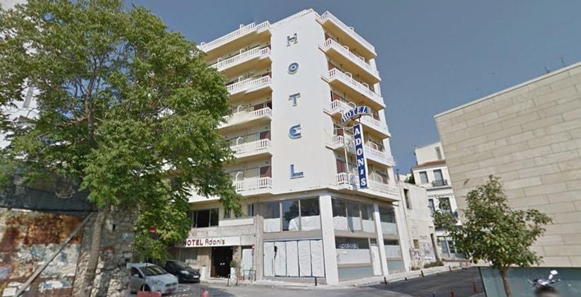 Отель Adonis в Патрах (Греция)