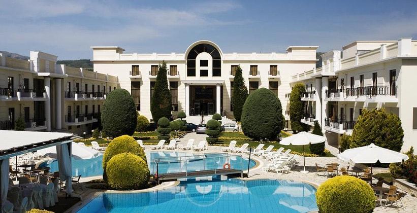 Отель Epirus Palace в Янине (Греция)