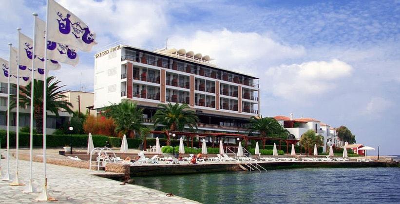 Отель Faros в городе Спеце (Греция)