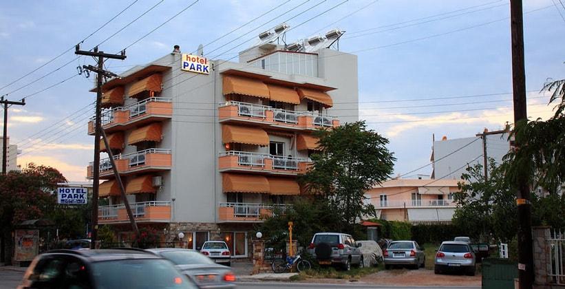 Отель Park в Александруполисе