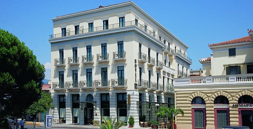 Отель Rex в Каламате (Греция)