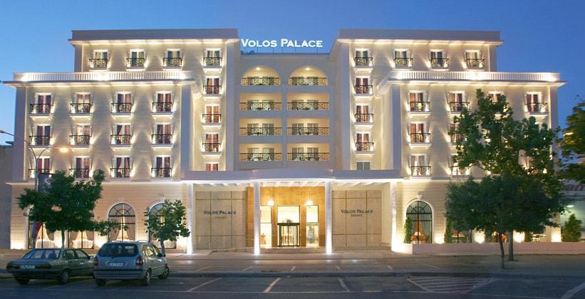 Отель Volos Palace в Волосе (Греция)
