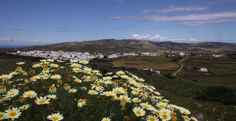 Остров Китнос в Греции