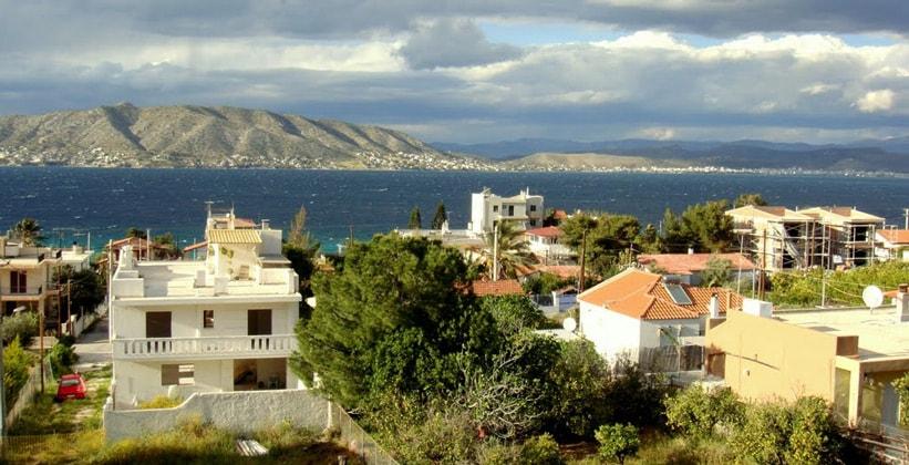 Остров Саламин в Греции