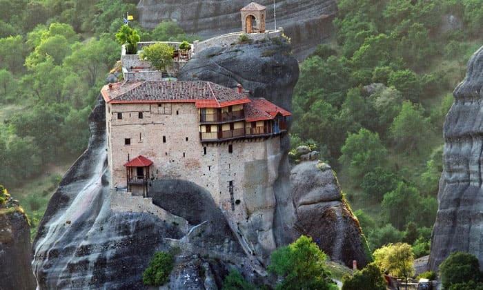 Монастырь Святого Николая Анапавсаса (Метеора)