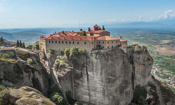 Монастырь Святого Стефана в Греции