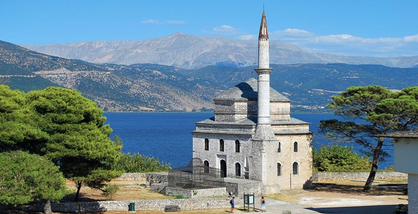 Мечеть Фетхийе в Янине (Греция)