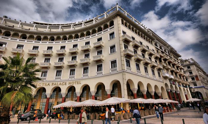 Отель «Electra Palace» в Салониках