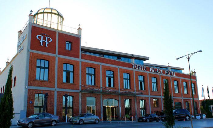 Отель «Porto Palace» в Салониках