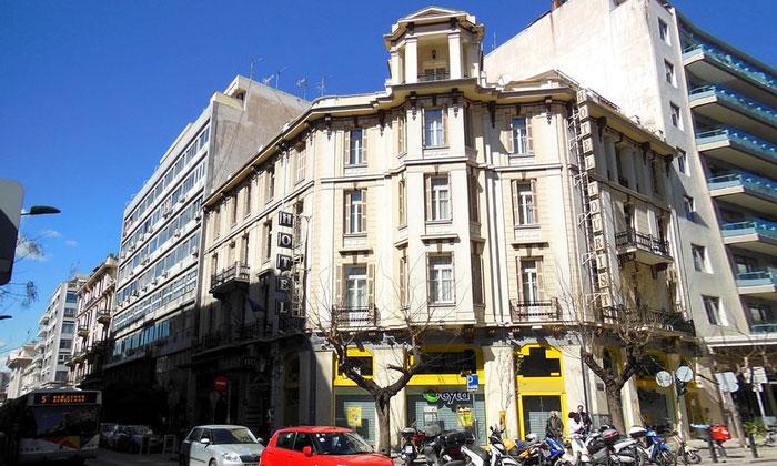 Отель «Tourist» в Салониках