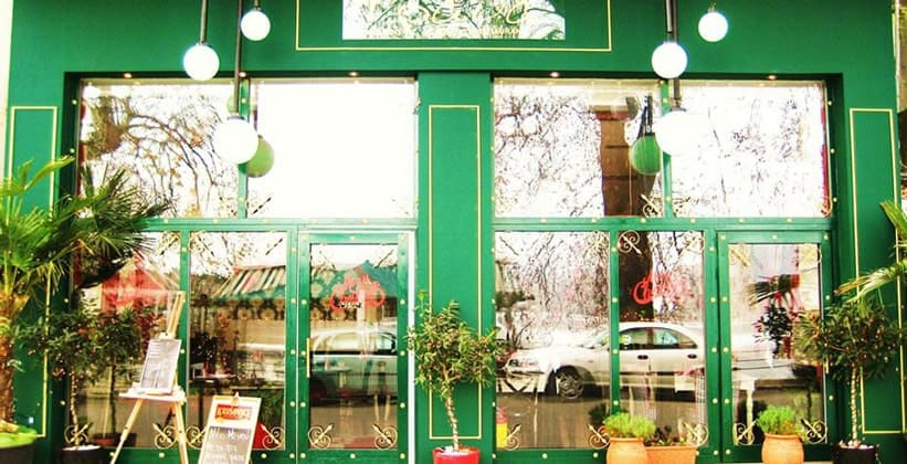 Ресторан The Grada Bistrot в Кастории (Греция)