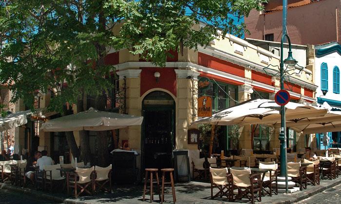 Ресторан «Zithos» в Салониках