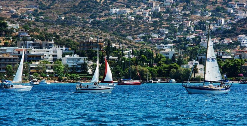 Аттика в Греции