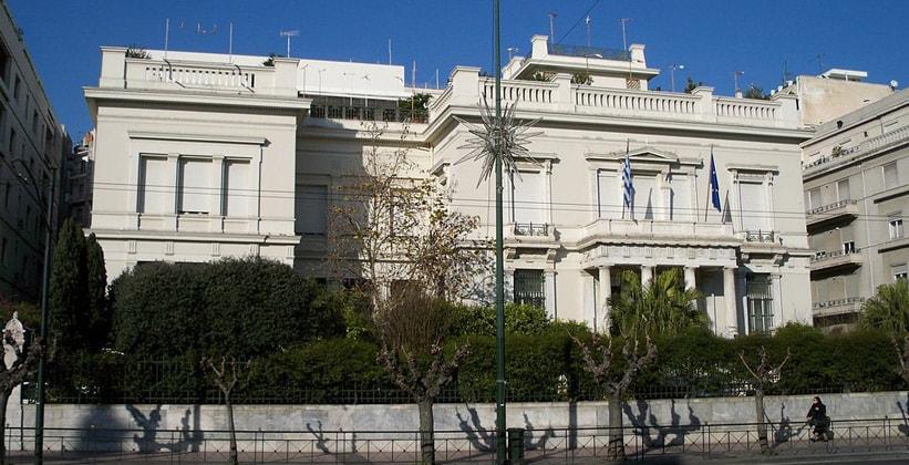 Музей исламского искусства Бенаки в Афинах