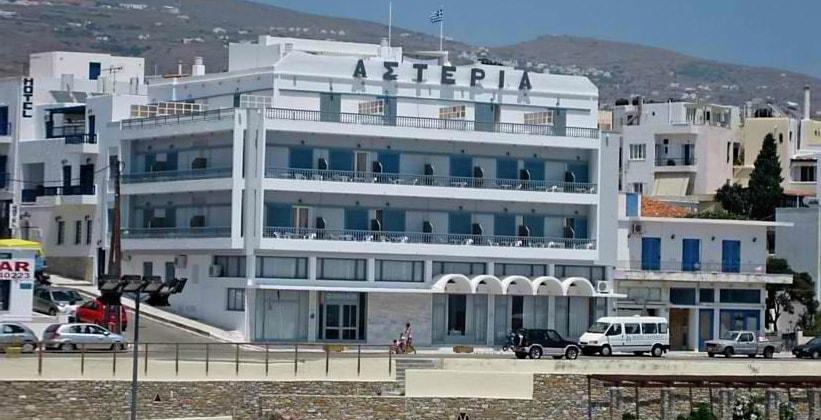 Отель Asteria в городе Тинос (Греция)