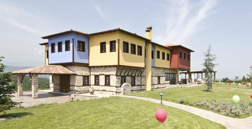 Отель Ktima Kalaitzi в Верии