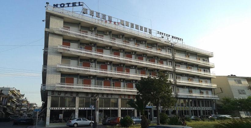 Отель Liberty в Месолонгионе (Греция)