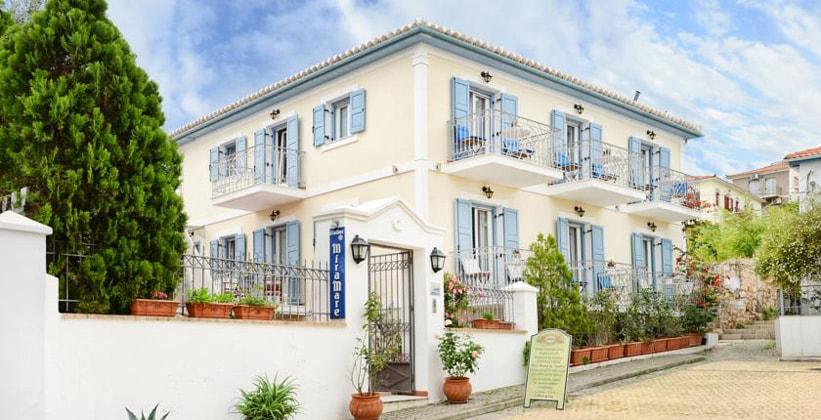 Отель Mira Mare в городе Галаксиди (Греция)
