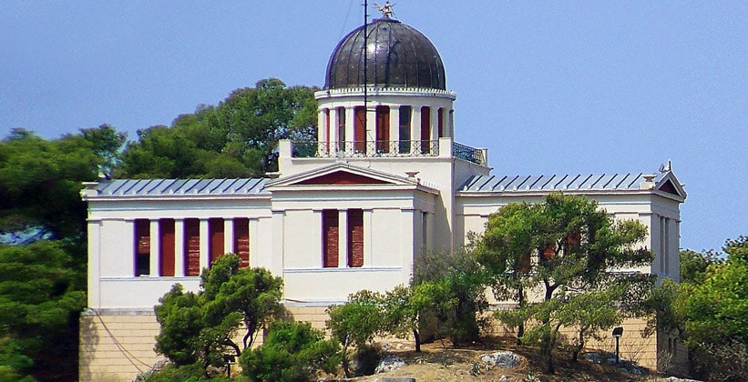 Национальная обсерватория Афин (Греция)