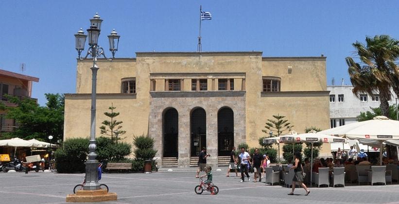 Археологический музей на острове Кос (Греция)
