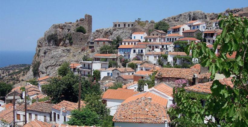 Хора острова Самотраки (Греция)