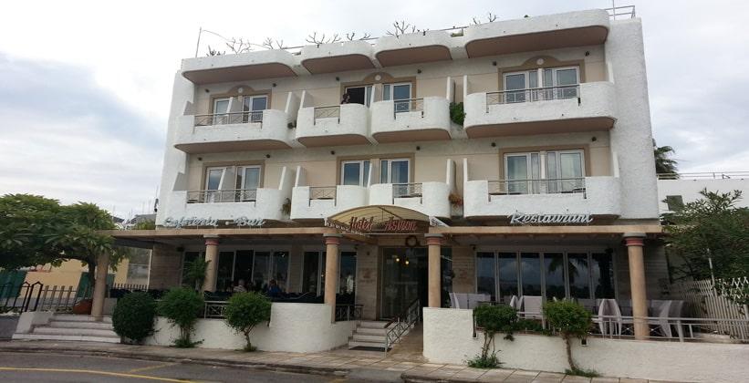 Отель Astron в городе Кос (Греция)