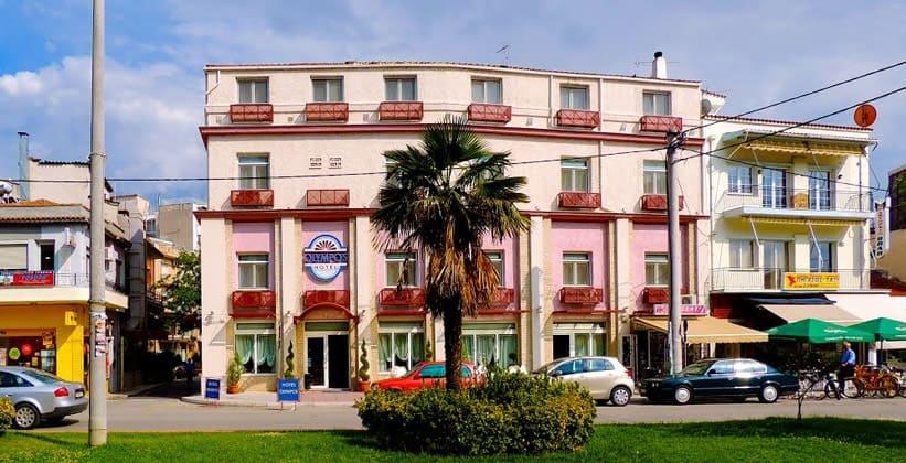 Отель Olympos в Комотини (Греция)