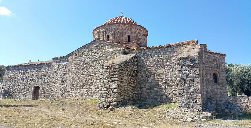 Монастырь Тари на острове Родос (Греция)