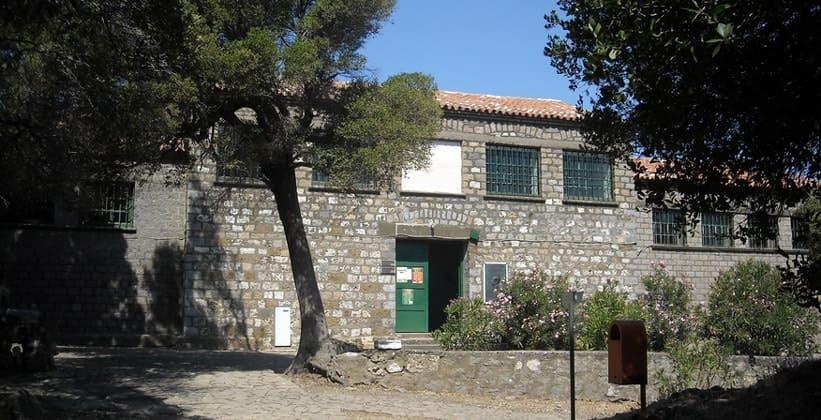 Археологический музей на острове Самотраки